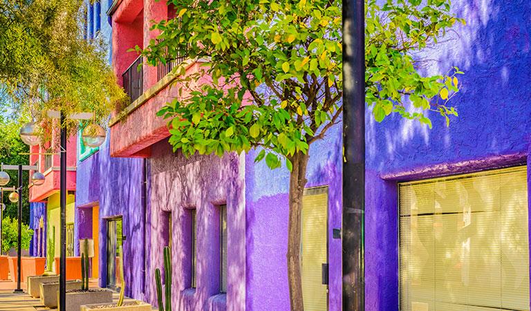 Arizona Downtown Tucson