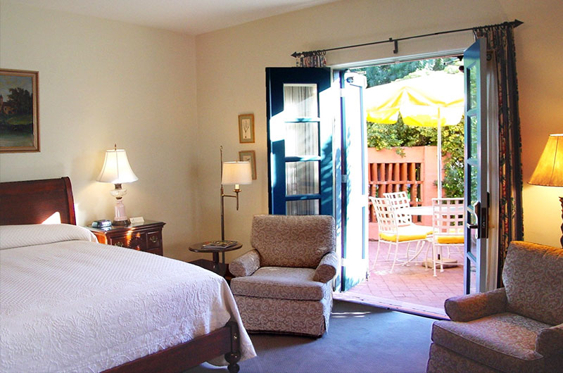 89 Unique Casita-Style Suites at Arizona Inn