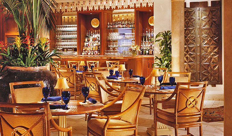 Arizona Inn, Tucson Audubon Bar & Patio