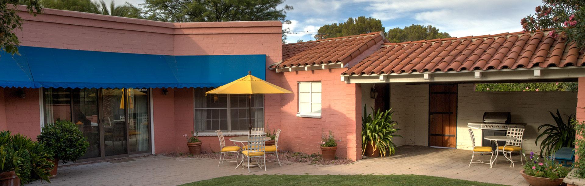Amenities at Arizona Inn, Tucson