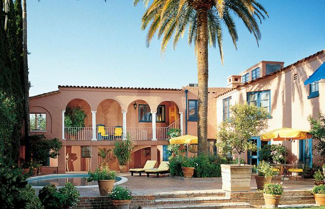 A Historic Landmark at Arizona Inn, Tucson