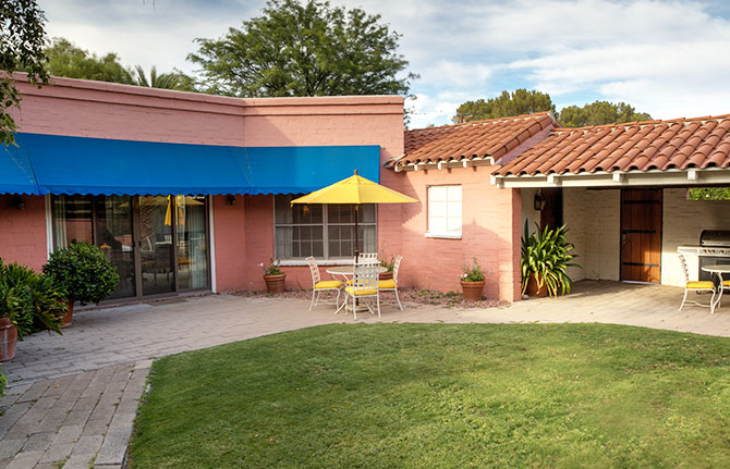 Arizona Inn, Tucson Inviting Resort Amenities