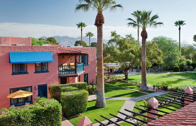 Serenity Near Downtown at Arizona Inn, Tucson